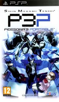 Shin Megami Tensei : Persona 3 Portable [2011]