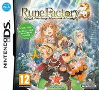 Rune Factory 3 : A Fantasy Harvest Moon - DS