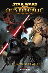 Star Wars : The Old Republic : Le Sang de l'empire #1 [2011]