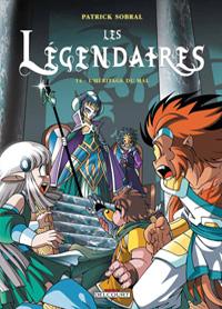Les Légendaires : L'Héritage du mal #14 [2011]