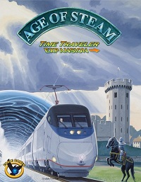 Age of steam : Time traveler expansion [2011]