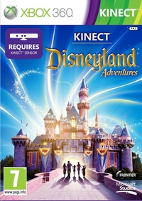 Kinect Disneyland Adventures - XBOX 360