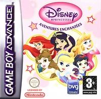 Disney Princesses : Aventures Enchantées - GBA