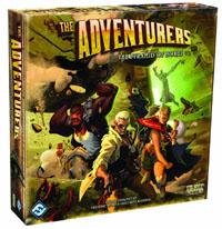 The adventurers : La Pyramide d'Horus [2011]