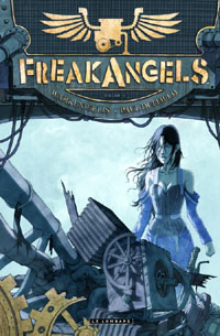 Freak Angels #5 [2011]