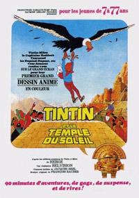 Les aventures de Tintin : Tintin - Le Temple du Soleil