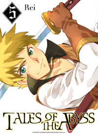 Tales of the Abyss #5 [2011]