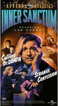 Inner Sanctum Mysteries : Calling Dr. Death #1