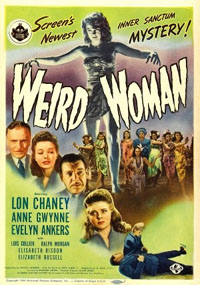 Inner Sanctum Mysteries : Weird Woman #2