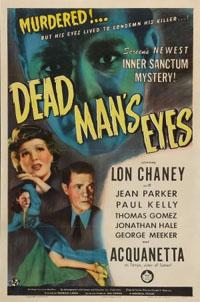 Inner Sanctum Mysteries : Dead Man's Eyes #3