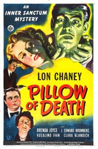 Inner Sanctum Mysteries : Pillow of Death [#6]