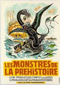 Les monstres de la préhistoire [1978]