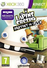 Les Lapins Crétins Partent en Live [2011]