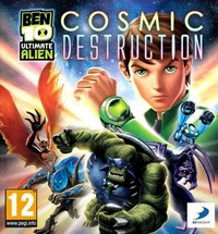Ben 10 Ultimate Alien : Cosmic Destruction - PSP