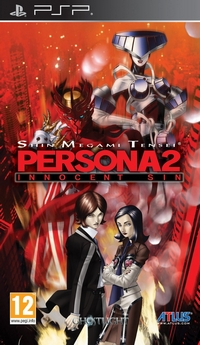 Shin Megami Tensei : Persona 2 - Innocent Sin - PSP