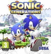 Sonic Generations [2011]