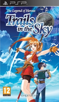 The Legend of Heroes : Trails in the Sky #1 [2011]