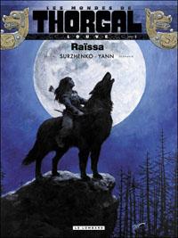 Les mondes de Thorgal - Louve: Raïssa #1 [2011]