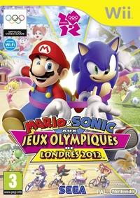 Mario & Sonic aux Jeux Olympiques de Londres 2012 [2011]