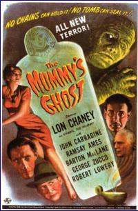 Le fantôme de la momie [1952]