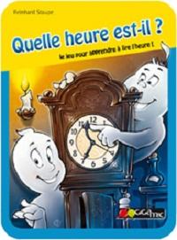 Quelle heure est-il ? [2011]