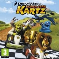 DreamWorks Super Star Kartz - WII