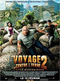 Voyage au centre de la Terre 2 : l'île mystérieuse [#2 - 2012]