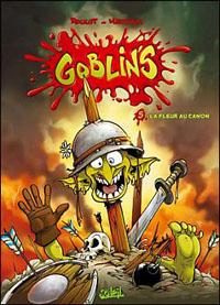 Les Goblin's : La fleur au fusil #5 [2011]