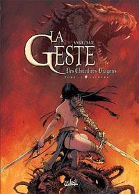 La Geste des Chevaliers Dragons : Salmyre #13 [2011]