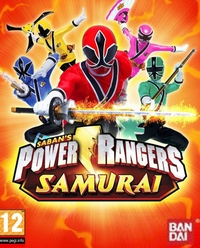 Power Rangers Samurai [2011]