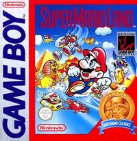 Super Mario Land #1 [1990]