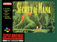 Secret of Mana [#2 - 1994]