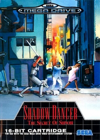 Shadow Dancer : The Secret of Shinobi [#1 - 1990]