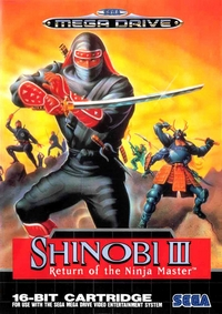 Shinobi III : Return of the Ninja Master - eshop