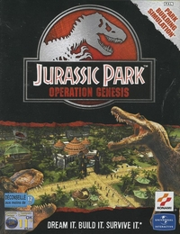 Jurassic Park : Operation Genesis [2003]