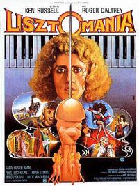 Lisztomania [1975]