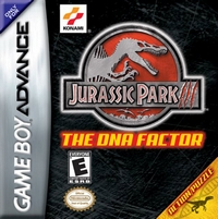 Jurassic Park III : The DNA Factor - GBA