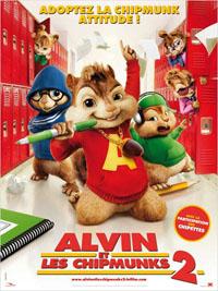 Alvin et les Chipmunks 2 [2009]