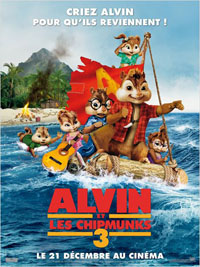 Alvin et les Chipmunks 3 [2011]