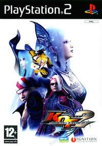 The King Of Fighters : Maximum Impact 2 - PS2