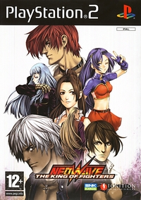 The King of Fighters : Neowave - PS2