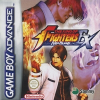 The King of Fighters EX : Neoblood - GBA
