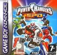 Power Rangers S.P.D. - GBA
