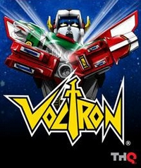 Voltron: Defender of the Universe [2011]