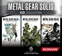 Metal Gear Solid HD Collection [2012]