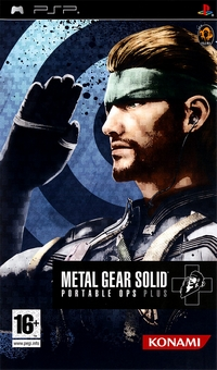 Metal Gear Solid Portable Ops Plus [2008]