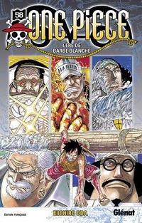 One Piece, L'ère de Barbe Blanche