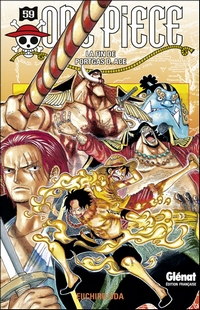 One Piece : La fin de Portgas D. Ace [#59 - 2011]