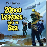 20 000 lieues sous les mers : 20000 Leagues Under the Sea