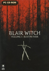 Blair Witch Volume I : Rustin Parr #1 [2000]